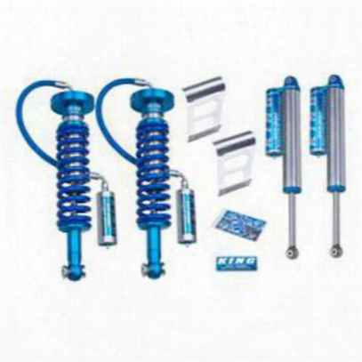 King Shocks Oem Performance Coilover Shock Kit For 0 Inch -3.5 Inch Lift Kits - 25001-215