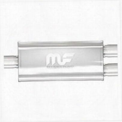 Magnaflow Satin Stainless Steel Muffler - 12128