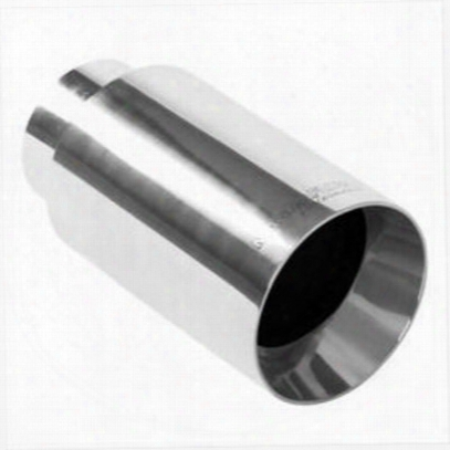 Magnaflow Stainless Steel Exhaust Tip (polished) - 35126