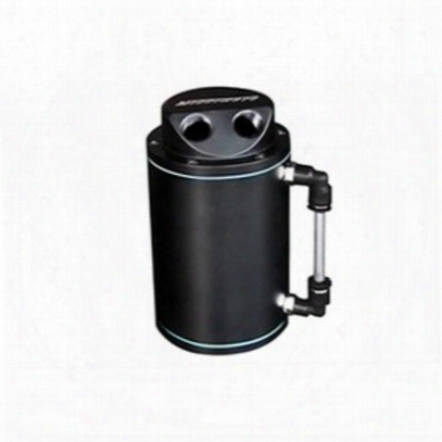 Mishimoto Black Oil Catch Can - Mmocc-rb