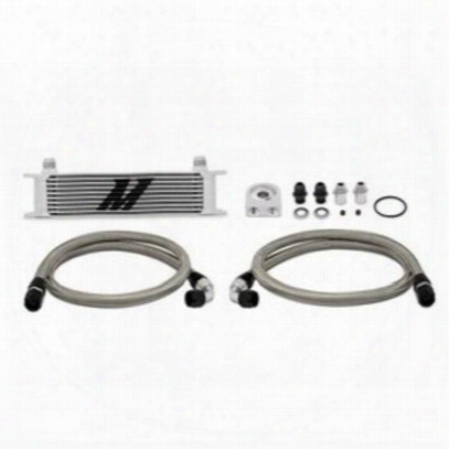 Mishimoto Thermostatic Oil Cooler - Mmoc-ut