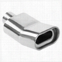 MagnaFlow Stainless Steel Exhaust Tip (Polished) - 35176