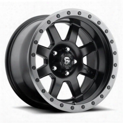 Mht Fuel Offroad Trophy, 18x9 Wheel With 5 On 150 Bolt Pattern - Black Matte - D55118905657