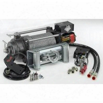 Mile Marker Hi12000 Hydraulic Winch - 75-52000c