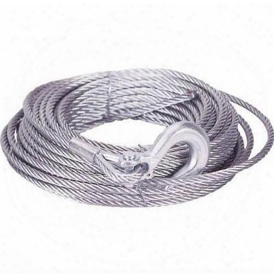 Mile Marker Replacement Winch Line - Mil19-50010c