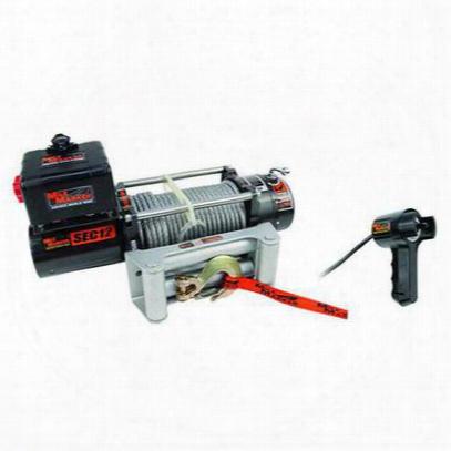 Mile Marker Sec12 Es Waterproof Winch - 76-50251bw