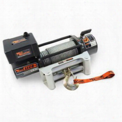 Mile Marker Sec8 Inch Es Inch Waterproof Winch - 77-50141w