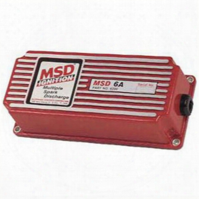 Msd 6a Ignition Control - 6201