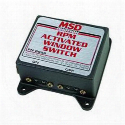 Msd Rpm Activated Switches - 8956