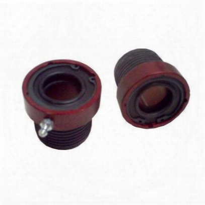 Ten Factory Dana 30/44 Red Outer Axle Tube Seals (red) - Mg21102