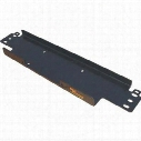 Mile Marker Winch Mounting Plate (Smooth Black) - 60-50059