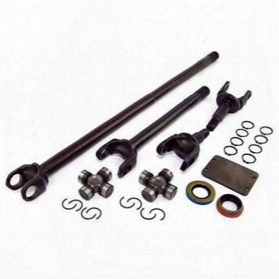 Alloy Usa Dana 30 Chromoly Front Axle Kit - 12131