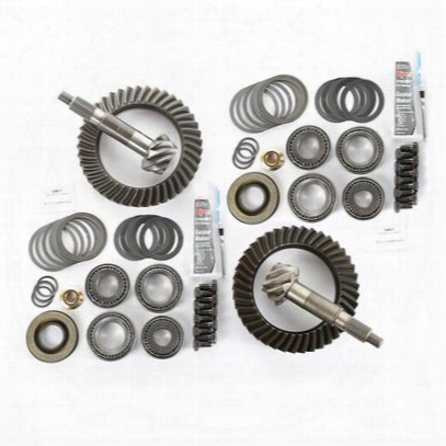 Alloy Usa Tj Wrangler Front And Rear 5.13 Ring And Pinion Kit - 360035