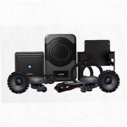 Alpine Jk Sound System - Pss-21wra
