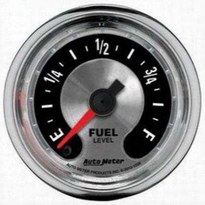 Auto Meter American Muscle Fuel Level Gauge - 1209