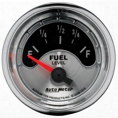 Auto Meter Ameridan Muscle Fuel Level Gauge - 1214
