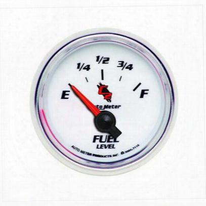 Auto Meter C2 Electric Fuel Level Gauge - 7116