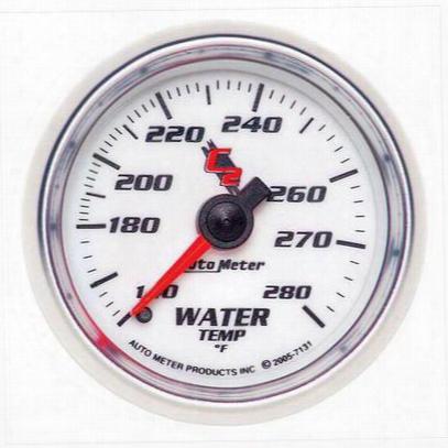 Auto Meter C2 Mechanical Water Temperature Gauge - 7131