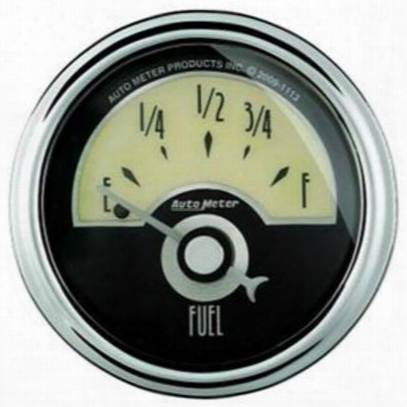 Auto Meter Cruiser Ad Fuel Level Gauge - 1104