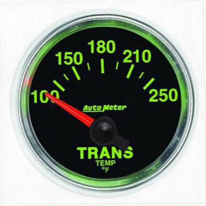 Auto Meter Gs Electric Transmission Temperature Gauge - 3849