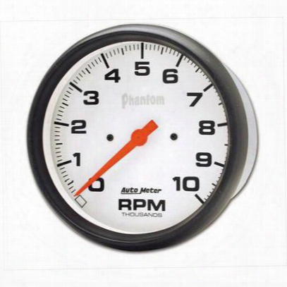 Auto Meter Phantom In-dash Electric Tachometer - 5898