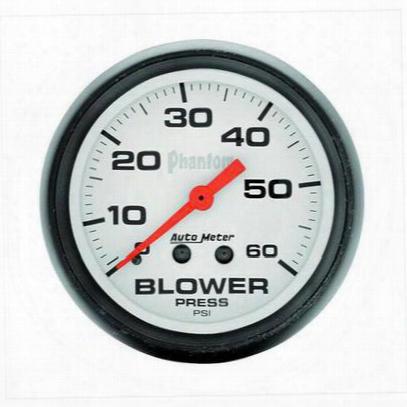 Auto Meter Phantom Mechanical Boost Gauge - 5802
