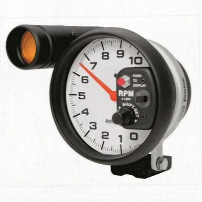 Auto Meter Phantom Shift-lite Tachometer - 5899