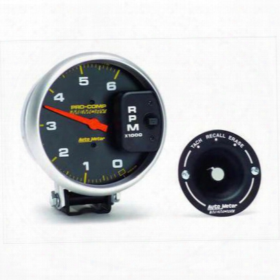 Auto Meter Pro-comp Memory Tachometer - 6806