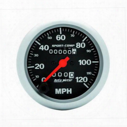 Auto Meter Sport-comp In-dash Mechanical Speedometer - 3992