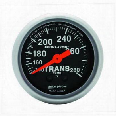 Auto Meter Sport-comp Mechanical Transmission Temperature Gauge - 3351