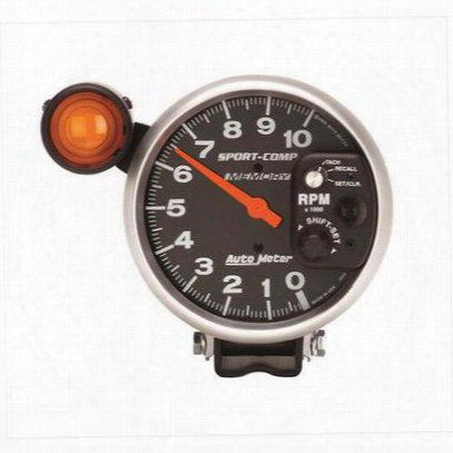 Auto Meter Sport-comp Shift-lite Memory Tachometer - 3906