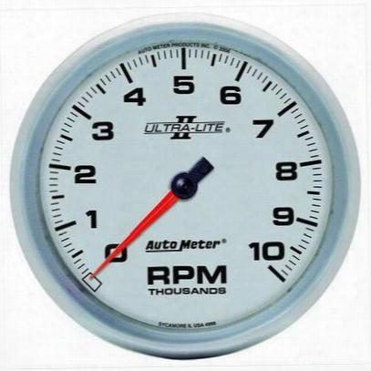 Auto Meter Ultra-lite Ii In-dash Tachometer - 4998
