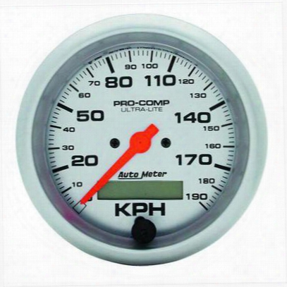 Auto Meter Ultra-lite In-dash Electric Speedometer - 4487-m