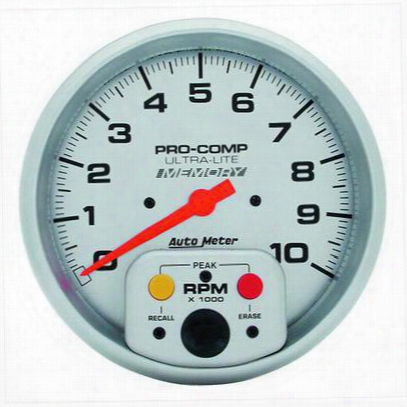 Auto Meter Ultra-lite In-dash Single Range Tachometer - 4494