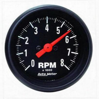 Auto Meter Z-series In-dash Electric Tachometer - 2698
