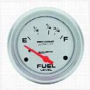Auto Meter Ultra-Lite Electric Fuel Level Gauge - 4418