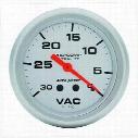 Auto Meter Ultra-Lite Mechanical Vacuum Gauge - 4484