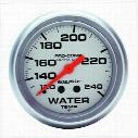 Auto Meter Ultra-Lite Mechanical Water Temperature Gauge - 4433