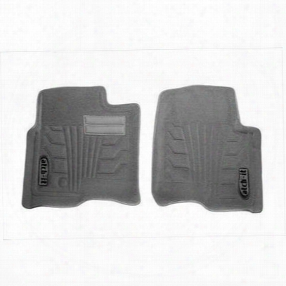 Nifty Catch-it Carpet Rear Floor Mat (gray) - 783006-g
