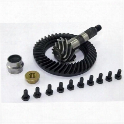 Omix-ada Dana 30 Wj 3.91 Ratio Ring And Pinion - 16513.47