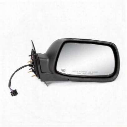 Omix-ada Heated Power Door Mirror (black) - 12039.12