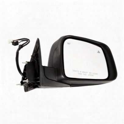 Omix-ada Heated Power Door Mirror (black) - 12039.38