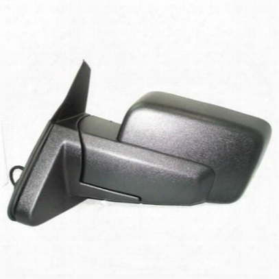 Omix-ada Heated Power Door Mirror (black) - 12045.41