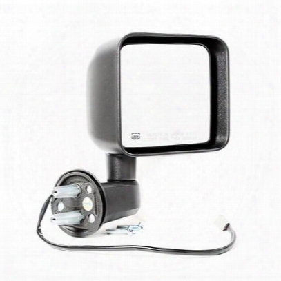 Omix-ada Power Heated Mirror (black) - 11002.27