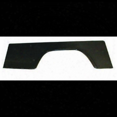 Omix-ada Steel Replacement Rear Portion Of Side Panel - 12009.14