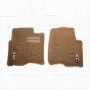 Nifty Catch-It Carpet Front Floor Mat (Tan) - 583006-T