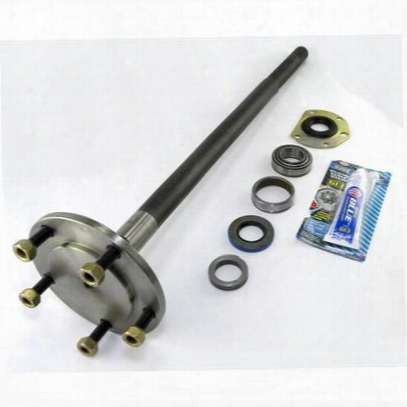 Omix-ada Amc Model 20 Cj Widetrac One Piece Passenger Side Axle Shaft Kit - 16530.45