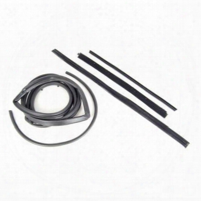 Omix-ada Full Door Weatherstrips Kit - 12303.53