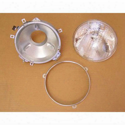 Omix-ada Headlight Assembly (clear) - 12402.01