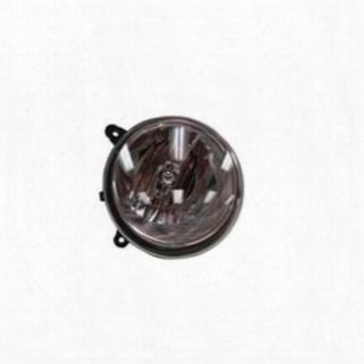 Omix-ada Headlight (clear) - 12402.3